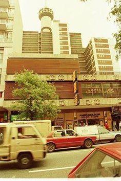 Ambassador Hotel Offsales. Pretoria Street, Hillbrow circa 1981