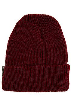 ddeffdd98d6 The Heist Beanie in Heather Red by Brixton Brixton