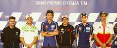 World Champion Marc Marquez is attempting to maintain his perfect start to the 2014 season in Italy this weekend at Round 6 from Mugello