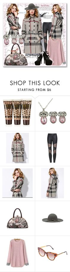 """""""www.romwe.com-IX-3"""" by ane-twist ❤ liked on Polyvore featuring Love Quotes Scarves, women's clothing, women's fashion, women, female, woman, misses, juniors and romwe"""
