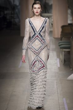 look 39 - Erdem Fall 2016 Ready-to-Wear Fashion Show - Irina Djuranovic