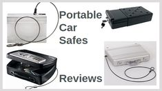 Portable car safes reviews  Awesome #affordable #car  #lockers to keep your stuff #safe on the road
