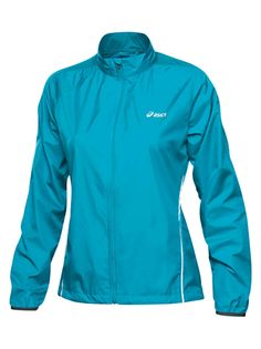 Asics Vesta Jacket, Aquarium - £45