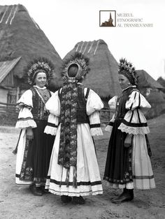 June 24 - Day of Universal exit - female traditional Transylvanian Shirts Folk Clothing, Romania, Ethnic, Museum, Costumes, Album, June 24, Content, Embroidery