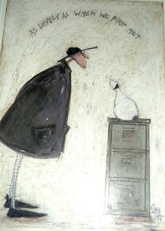 As lovely as when we first met by Sam Toft