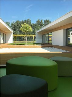Mammazine - Polish Kindergarden XY Studio nominated to the Building of The Year - ArchDaily Award