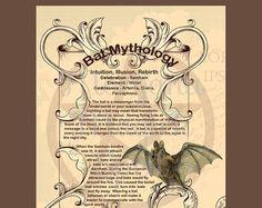 WOLF MYTHOLOGY Digital Download Book of by MorganaMagickSpell