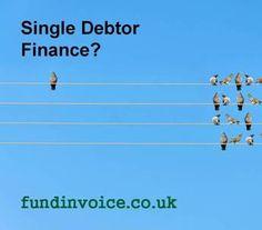Single Debtor Finance Construction Sector