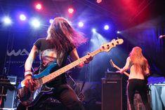 The Irons Maidens, Iron Maiden, Wanda Ortiz, Courtney Cox