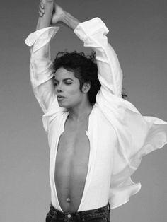 MJ by Annie Leibovitz