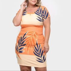 Vestidos Plus Size, Look, Jean Dress Outfits, White Dress, White People
