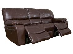 Melissa 3 seater sofa with 2 electric recliner actions