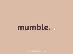 Il logo mumble...