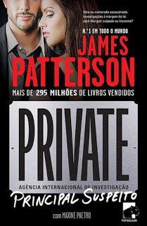 Livros e marcadores: (Aniversário) Passatempo:  Private: Principal Susp...