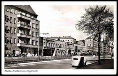 1953 Wedding,Muellerstrasse Markthalle