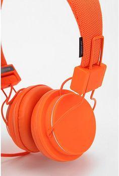 Tangerine Tango headphones