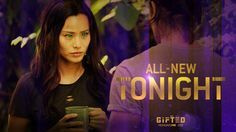 Jamie Chung on Twitter: To thunder blink or not to thunder blink. THAT is the question...watch what happens tonight. The Gifted on FOX.