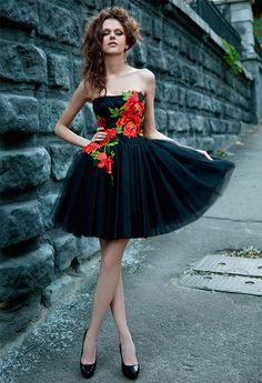 Купить онлайн выпускное платье