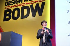 toyo ito, founder of toyo ito & associates at BODW HK 2013