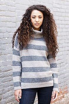 Пуловер Cohle от Julie Hoover. Оверсайз - Страна Мам
