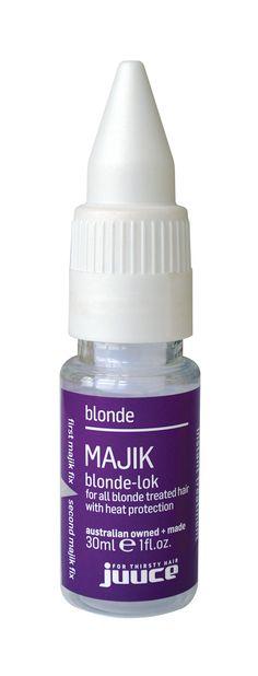 Majik Blonde Lok