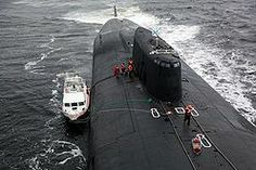 Sinking_Boat_Rescued_By_Giant_Nuclear_Submarine_