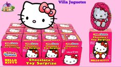 12 Sorpresas Hello Kitty Choco Treasure Tesoros de Chocolate