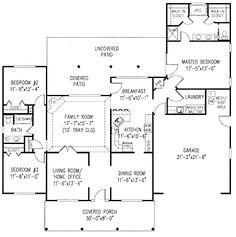 Contemporary home plans  Modern floor plans and Contemporary house    Hipped Roof Highlighted  HWBDO     Contemporary House Plan from BuilderHousePlans com