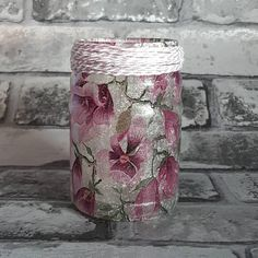 Check out this item in my Etsy shop https://www.etsy.com/uk/listing/545771944/magnolia-jar-light-upcycled-nightlight