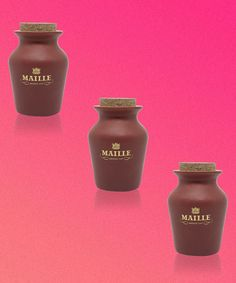 Limited-Edition Rosé Mustard is Here, Changing Lunch Forever Crazy Things, Ham And Cheese, Salad Dressing, Vinaigrette, Really Cool Stuff, Mustard, Best Gifts, Lunch, Random