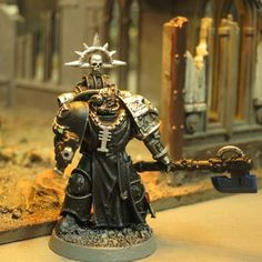 Count As Loth, Deathwatch, Deathwatch Librarian, Force Axe, Loth, Ordos Xenos