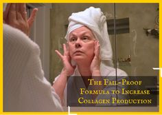 DIY Facelift – The Fail-Proof Formula to Increase Collagen Production (Naturally!)