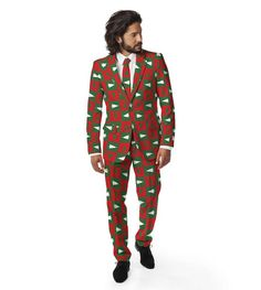 Ugly Christmas Suit