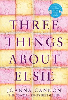 Image result for three things about elsie