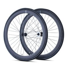 6KU Deep V Fixed Gear Wheelset - 6KU Bikes