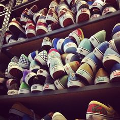 Off the Wall. Literally. #vans #urbanoutfitters