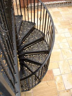 Pinterest the world s catalog of ideas for Victorian spiral staircase