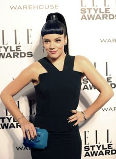 Lily Allen Elle Style Awards, Lily Allen, Peplum Dress, Dresses, Fashion, Hipster Stuff, Vestidos, Moda, Fashion Styles