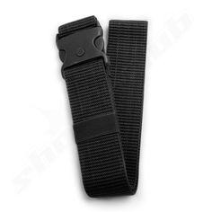Duty Belt, Einsatzkoppel schwarz 100cm