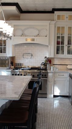 Authentic 1927 Kitchen Vintage Remodel - White White White and Black - Kitchen Designs - Decorating Ideas - HGTV Rate My Space