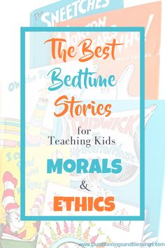 Using bedtime stories for kids as a means for building strong foundations of morals and ethics, is a smart way to make the most of your time and effort.