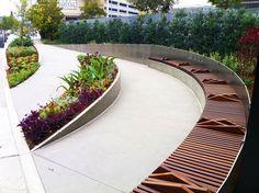 Levine Park | West Hollywood USA | HOK « World Landscape Architecture – landscape architecture webzine