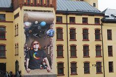 Visualiseringscenter, Norrköping.