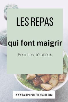 Les repas qui font maigrir - The Best Easy Recipes Easy Soup Recipes, Snack Recipes, Healthy Recipes, Quick And Easy Soup, Quick Easy Meals, Party Food And Drinks, Diet Snacks, Healthy Eating Tips, Health Desserts
