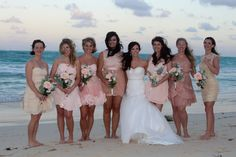 mismatched bridesmaid dresses - something to fit each girls' body type:) Losing Weight Tips, Reduce Weight, Weight Loss Tips, How To Lose Weight Fast, Weight Loss Plans, Fast Weight Loss, Healthy Weight Loss, Mismatched Bridesmaid Dresses, Wedding Dresses