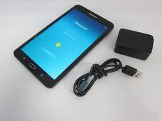 Samsung Galaxy Tab A 8GB 7 Black SM-T280 USED A
