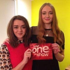 Stark Sisters unite!