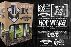 "mybeerbuzz.com - Bringing Good Beers & Good People Together...: Mad Anthony Brewing Releasing ""Out of the Box"" Ser..."