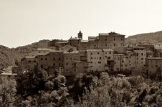 Sassetta is a small village in Tuscany, located about 90 km southwest of Florence and about 50 km southeast of Livorno.