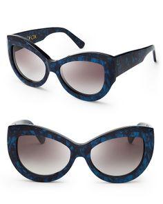WILDFOX Kitten Sunglasses   Bloomingdale's